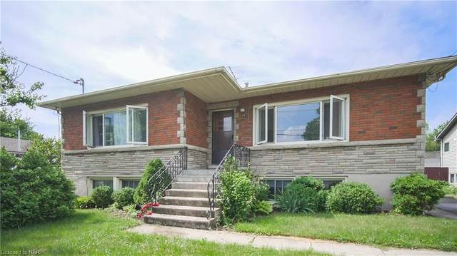 77 Dorothy Street, St. Catharines, ON L2N 4A8 (MLS #40095081) :: Forest Hill Real Estate Collingwood