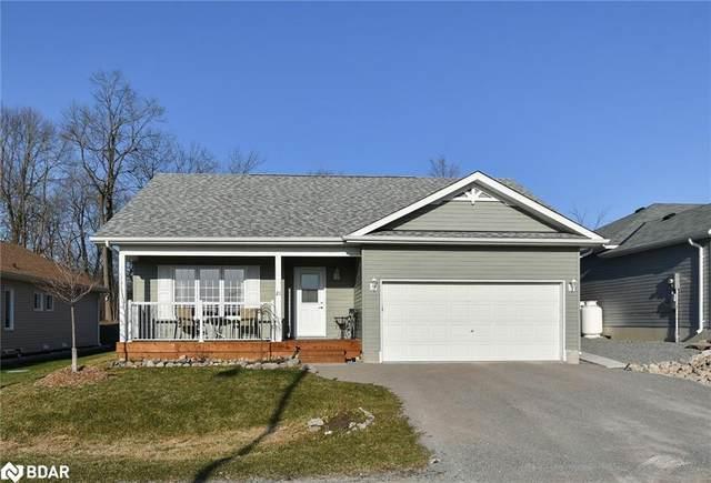 21 Ainsworth Drive, Ramara, ON L3V 0L3 (MLS #40095123) :: Envelope Real Estate Brokerage Inc.