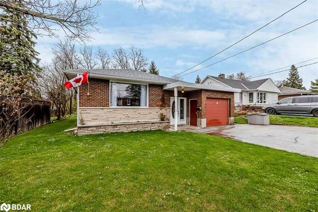 19 Erie Street, Collingwood, ON L9Y 1P3 (MLS #40095300) :: Forest Hill Real Estate Collingwood
