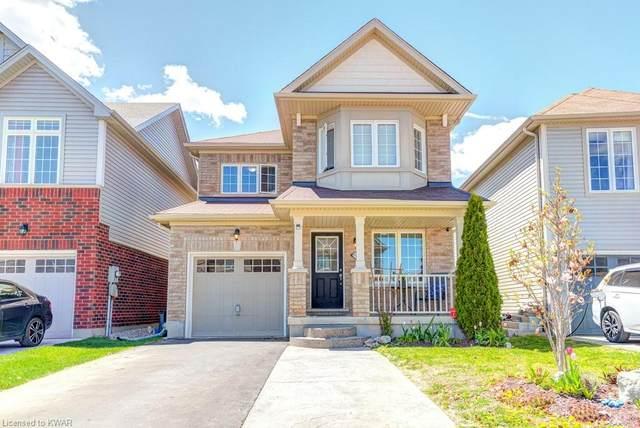 118 Starlight Avenue, Breslau, ON N0B 1M0 (MLS #40095484) :: Envelope Real Estate Brokerage Inc.