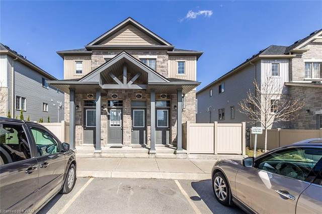 388 Old Huron Road 11 C, Kitchener, ON N2R 0J5 (MLS #40095534) :: Envelope Real Estate Brokerage Inc.