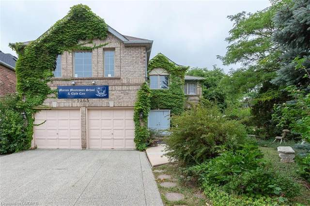 1265 Heritage Way, Oakville, ON L6M 2X7 (MLS #40095553) :: Envelope Real Estate Brokerage Inc.