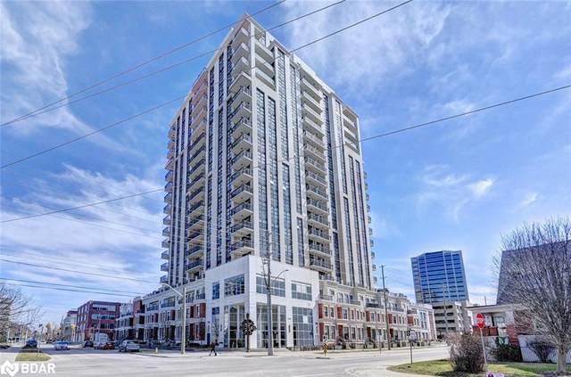 144 Park Street NW #1109, Waterloo, ON N2L 0B6 (MLS #40095576) :: Envelope Real Estate Brokerage Inc.