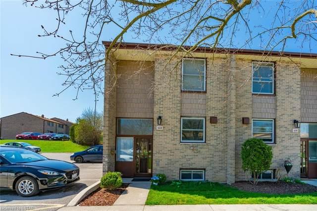 628 Wonderland Road S #63, London, ON N6H 4Y8 (MLS #40095611) :: Envelope Real Estate Brokerage Inc.