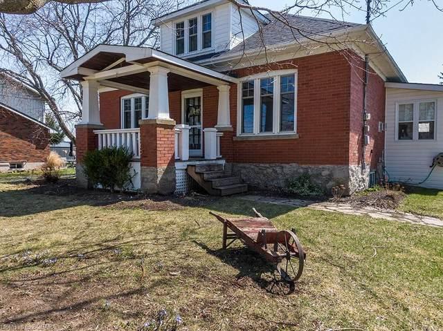 491 Miller Street, Meaford, ON N4L 1L1 (MLS #40095622) :: Envelope Real Estate Brokerage Inc.