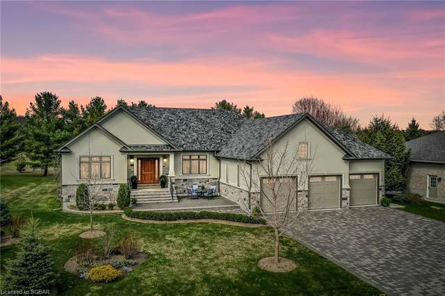 41 Wasaga Sands Drive, Wasaga Beach, ON L9Z 1S1 (MLS #40095642) :: Envelope Real Estate Brokerage Inc.