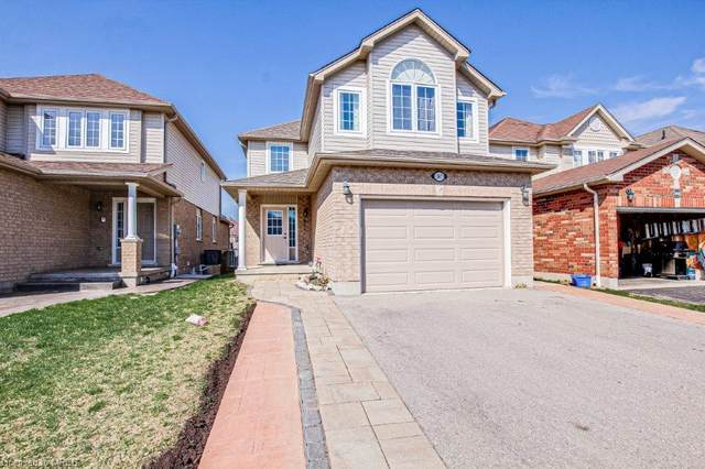 347 Steepleridge Street, Kitchener, ON N2P 2X4 (MLS #40095666) :: Envelope Real Estate Brokerage Inc.