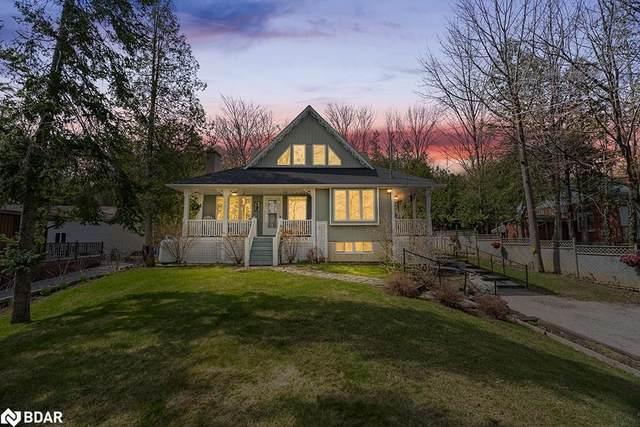 330 Cedar Avenue, Meaford, ON N4L 1W5 (MLS #40095675) :: Forest Hill Real Estate Collingwood
