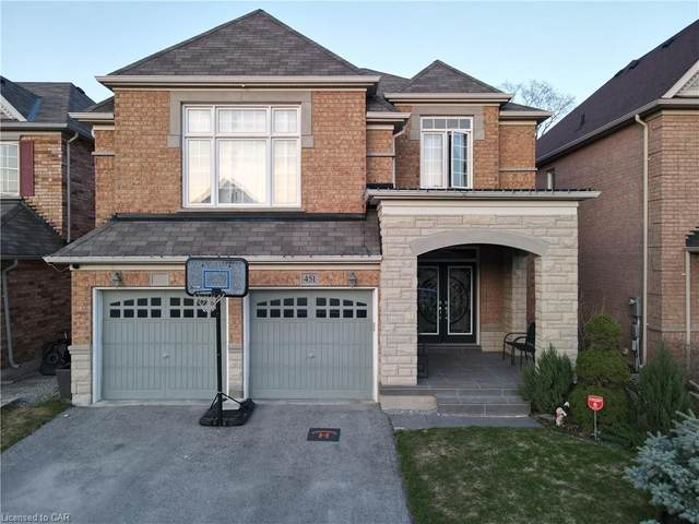 451 Summerlyn Trail, Bradford West Gwillimbury, ON L3Z 0M4 (MLS #40095686) :: Envelope Real Estate Brokerage Inc.