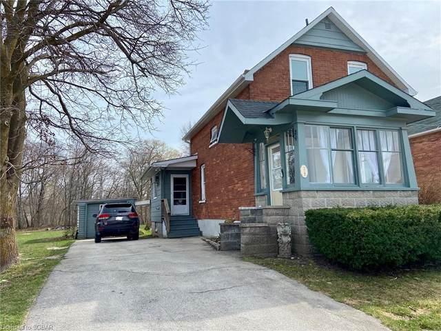 217 Boucher Street E, Meaford, ON N4L 1B7 (MLS #40095707) :: Envelope Real Estate Brokerage Inc.