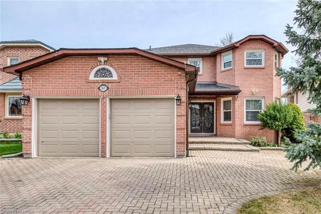 1447 Clearview Drive, Oakville, ON L6J 6X2 (MLS #40095772) :: Envelope Real Estate Brokerage Inc.