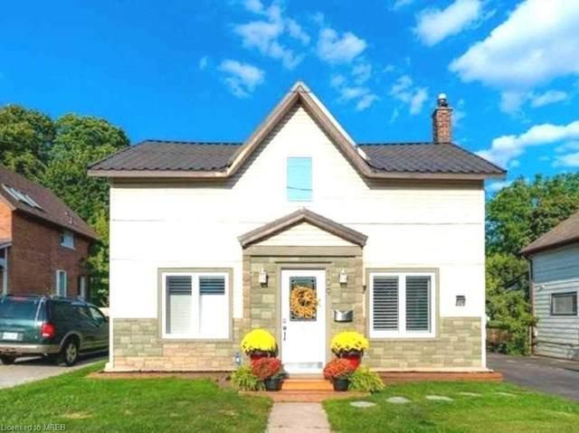109 Owen Street, Barrie, ON L4M 3H6 (MLS #40095790) :: Envelope Real Estate Brokerage Inc.