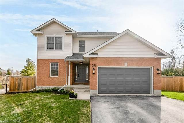 25 River Run, Collingwood, ON L9Y 4S9 (MLS #40095799) :: Envelope Real Estate Brokerage Inc.