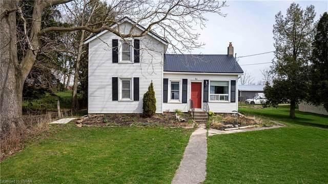 51 Main Street, Princeton, ON N0J 1E3 (MLS #40095805) :: Envelope Real Estate Brokerage Inc.