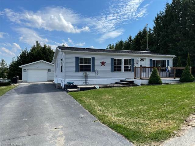 34 Grand Vista Drive, Mount Forest, ON N0G 2L0 (MLS #40095926) :: Envelope Real Estate Brokerage Inc.