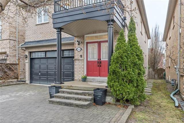 189 Mistysugar Trail, Vaughan, ON L4J 8T4 (MLS #40096029) :: Envelope Real Estate Brokerage Inc.