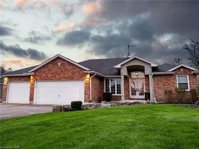 2089 Houck Crescent, Fort Erie, ON L2A 5M4 (MLS #40096400) :: Forest Hill Real Estate Collingwood