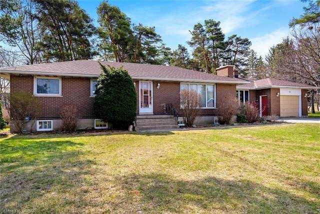 31 Nelson Street, Creemore, ON L0M 1G0 (MLS #40096515) :: Forest Hill Real Estate Collingwood