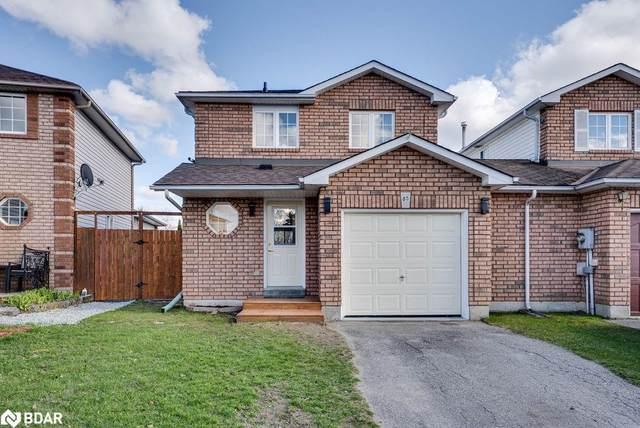 85 Wessenger Drive, Barrie, ON L4N 8P8 (MLS #40096525) :: Forest Hill Real Estate Collingwood