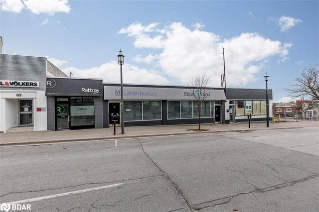 57-59 Collier Street, Barrie, ON L4M 1G7 (MLS #40097745) :: Forest Hill Real Estate Collingwood