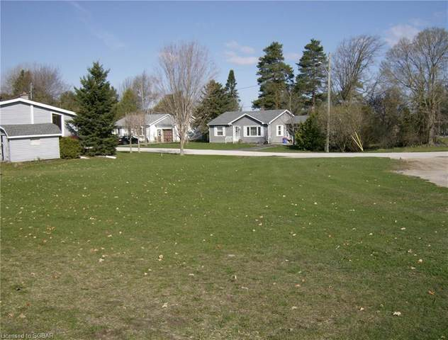LT 456 Mckibbon Drive, Meaford Municipality, ON N4L 1C6 (MLS #40098442) :: Forest Hill Real Estate Collingwood