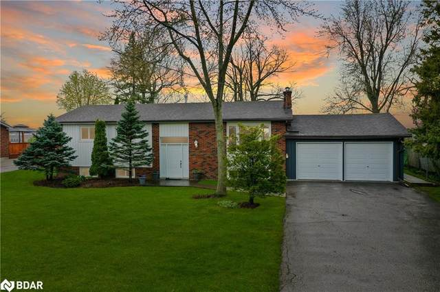 8 Cummings Road, Bond Head, ON L0G 1B0 (MLS #40098459) :: Forest Hill Real Estate Collingwood