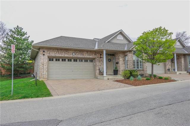 1574 Richmond Street #28, London, ON N6G 5H7 (MLS #40098495) :: Forest Hill Real Estate Collingwood