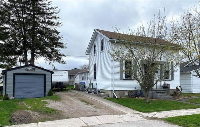 109 Huron Street E, Exeter, ON N0M 1S1 (MLS #40098859) :: Envelope Real Estate Brokerage Inc.