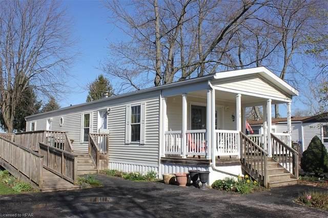 36 Bloomsbury Drive, Huron Haven, ON N7A 3Y3 (MLS #40098977) :: Envelope Real Estate Brokerage Inc.