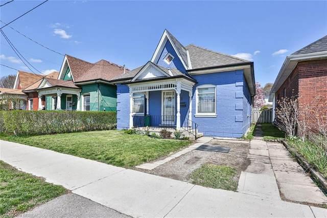 25 Usher Street, Brantford, ON N3R 1B9 (MLS #40099041) :: Forest Hill Real Estate Collingwood