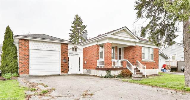 20 Charles Street, Brantford, ON N3T 1B1 (MLS #40099086) :: Forest Hill Real Estate Collingwood