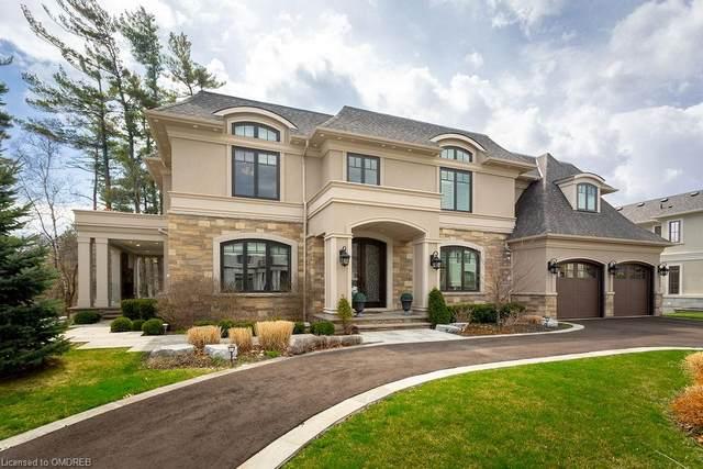 8 Lambert Common, Oakville, ON L6K 0H6 (MLS #40099206) :: Forest Hill Real Estate Collingwood