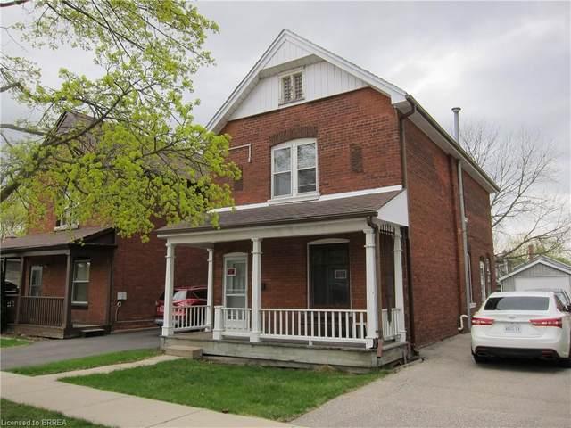 195 Sheridan Street, Brantford, ON N3S 4P9 (MLS #40099211) :: Forest Hill Real Estate Collingwood