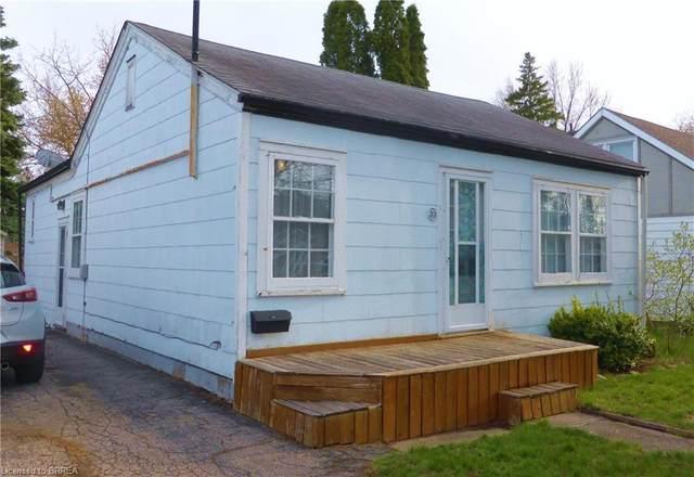 201 Elgin Street, Brantford, ON N3S 5A7 (MLS #40099343) :: Forest Hill Real Estate Collingwood