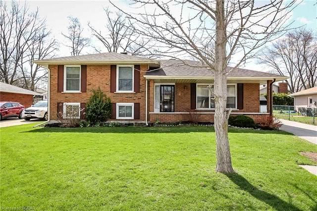 8 Lockhart Road, Collingwood, ON L9Y 4B5 (MLS #40099350) :: Forest Hill Real Estate Collingwood