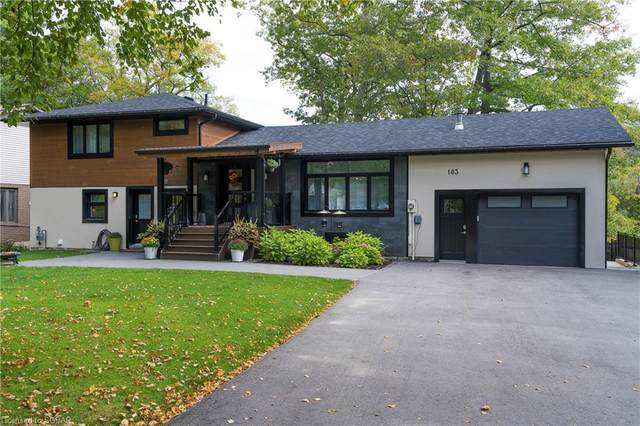 103 32ND Street S, Wasaga Beach, ON L9Z 2S6 (MLS #40099495) :: Forest Hill Real Estate Collingwood
