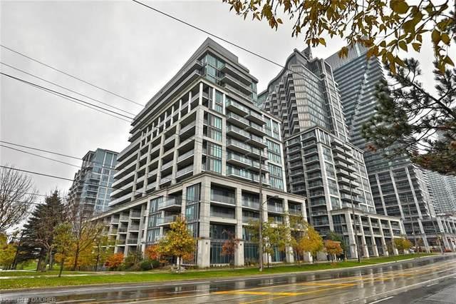 2121 Lakeshore Boulevard W #401, Etobicoke, ON M8V 1A1 (MLS #40099545) :: Envelope Real Estate Brokerage Inc.