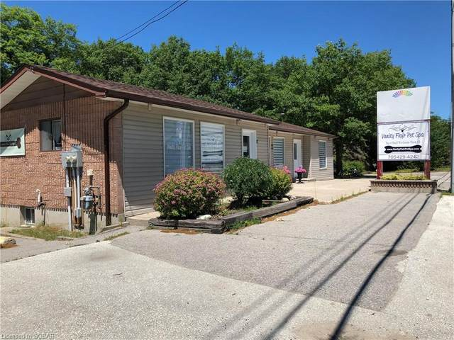 1456 Mosley Street, Wasaga Beach, ON L9Z 2E7 (MLS #40099845) :: Forest Hill Real Estate Collingwood