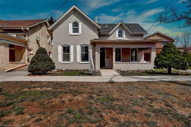59 William Street, Brantford, ON N3T 3K6 (MLS #40099913) :: Forest Hill Real Estate Collingwood
