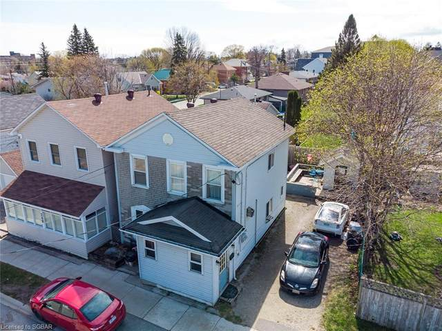 242 Simcoe Street, Collingwood, ON L9Y 1J3 (MLS #40099926) :: Forest Hill Real Estate Collingwood