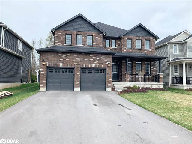 31 Gilpin Crescent, Collingwood, ON L9Y 0Z1 (MLS #40099937) :: Forest Hill Real Estate Collingwood