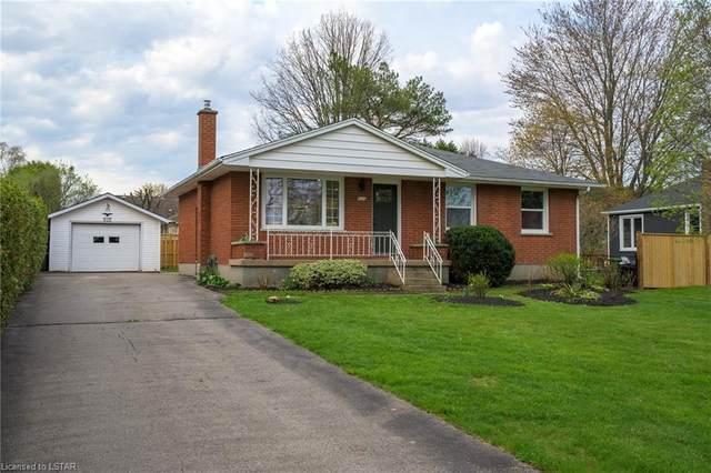 525 Elm Street, St. Thomas, ON N5R 1K6 (MLS #40099979) :: Forest Hill Real Estate Collingwood