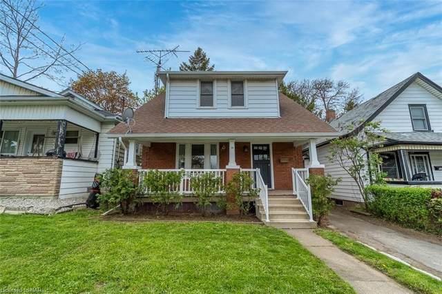 1 1/2 Berryman Avenue, St. Catharines, ON L2R 3W8 (MLS #40100069) :: Envelope Real Estate Brokerage Inc.