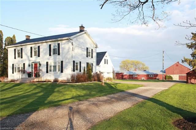 564398 Karn Road R.R. #1, Beachville, ON N0J 1A0 (MLS #40100081) :: Envelope Real Estate Brokerage Inc.
