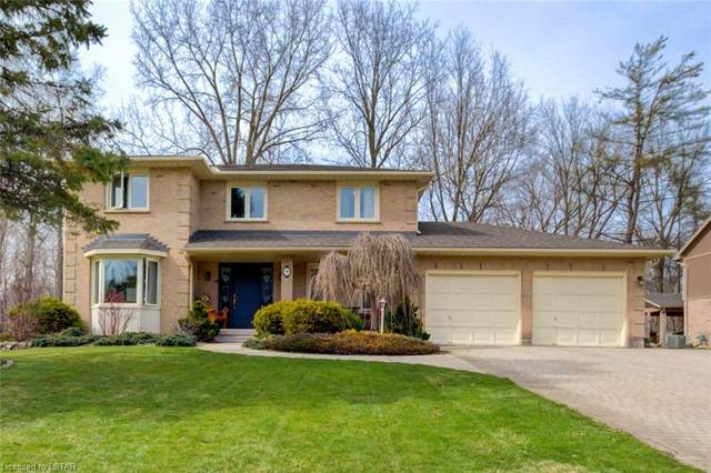 79 Atkinson Court, Delaware, ON N0L 1E0 (MLS #40100116) :: Forest Hill Real Estate Collingwood