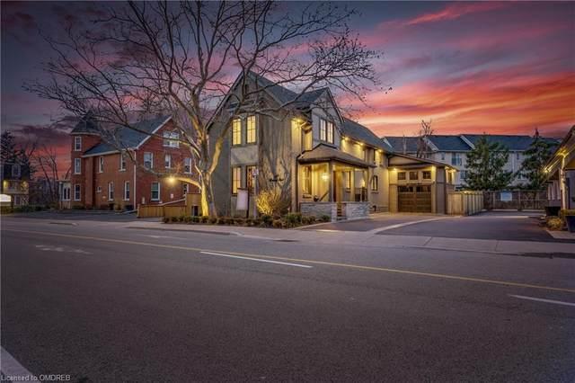 257 Randall Street, Oakville, ON L6J 1P8 (MLS #40100169) :: Forest Hill Real Estate Collingwood