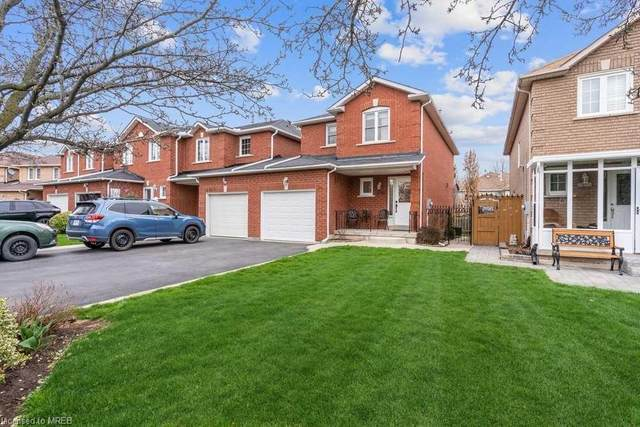 2381 Springfield Crescent, Oakville, ON L6J 7P7 (MLS #40100280) :: Forest Hill Real Estate Collingwood