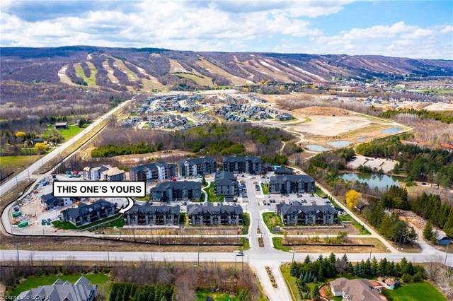 21 Beckwith Lane #106, The Blue Mountains, ON L9Y 3B6 (MLS #40100347) :: Forest Hill Real Estate Collingwood