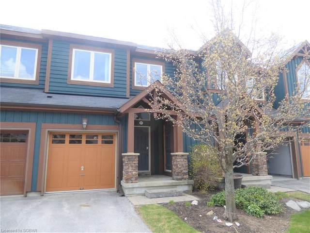 11 Wildrose Trail, Collingwood, ON L9Y 0J4 (MLS #40100444) :: Forest Hill Real Estate Collingwood