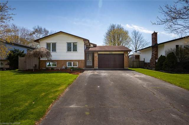 6 Todd Place, West Lorne, ON N0L 2P0 (MLS #40100477) :: Forest Hill Real Estate Collingwood